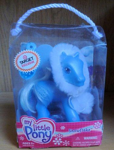 My Little Pony MLP Target Exclusive Snowflake 2003