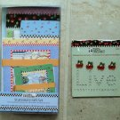 Mary Engelbreit Boxed Stationary Gift Set NIB  2006 with Bonus Rhinestones