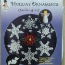 Quilled Creations Holiday Christmas Ornaments Quilling Kit NIP 2006