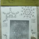 Vintage Designs by Malinda 1982 Quill Kit #261 Christmas Snowflakes 8  NIP
