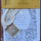 Vintage Quill Art Quill Kit #755 Very Victorian Friendship Verse and Borders NIP
