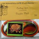 Vintage Quill Art 1977 Quill Kit #761 Pumpkin Patch NIP