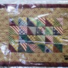 Boyds 8X6 Patchwork Quilt 1998 New in Package