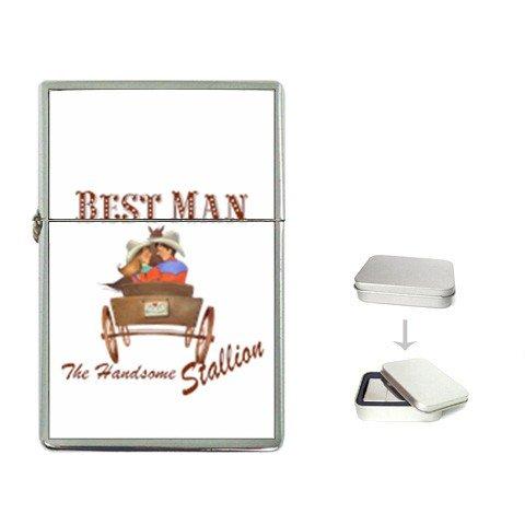 BESTMAN Western Lighter Wedding Party Groomsmen Gift  25237361 kjsweddingshop