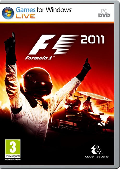 F1 2011 / Formula One 2011 (Authentic PC Game) In Stock!