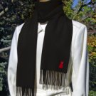 Heart Awareness Scarf  HA2029BL
