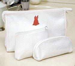 Heart Awareness 3pc Terry Bag Set