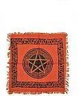 "18"" Pentacle Altar Cloth"