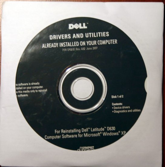 Dell Resource Dvd From Drivers And Downloads