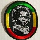 Rasta Baby Patch