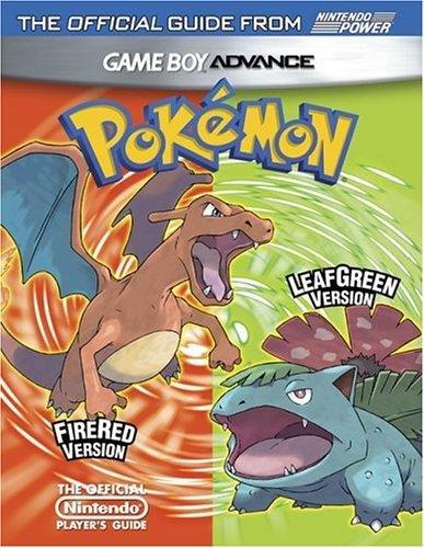 Pokémon FireRed Version & Pokémon LeafGreen Player's Guide