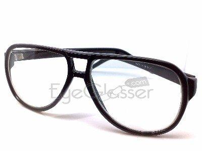 New Woman Man Nice Stylish Black Eyeglasses Frame EP001