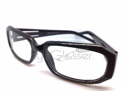 New Woman Man Nice Stylish Black Eyeglasses Frame EP002