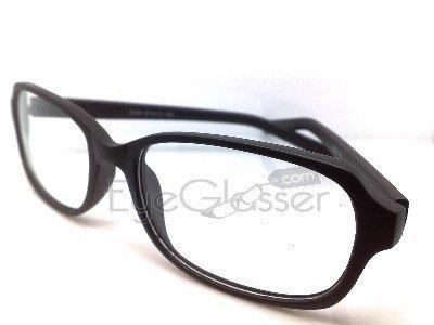 New Woman Man Nice Stylish Black Eyeglasses Frame EP003