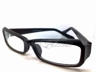 New Woman Man Nice Stylish Black Eyeglasses Frame EP004
