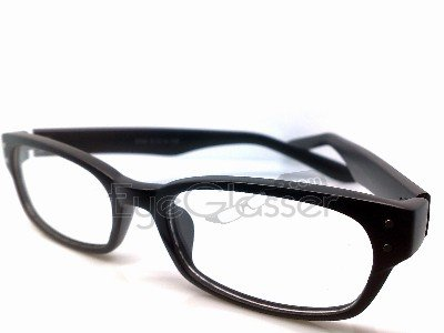 New Woman Man Nice Stylish Black Eyeglasses Frame EP006