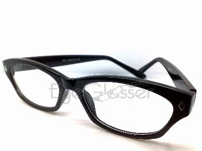 New Woman Man Nice Stylish Black Eyeglasses Frame EP007