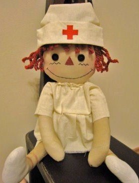 Nurse Raggedy Ann