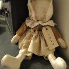 Primtive Prairie Doll