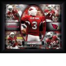 Custom Arizona Cardinals  Action Print Framed and Personalized