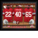 Ohio State Buckeyes Custom Jersey Plrint  With Your Name