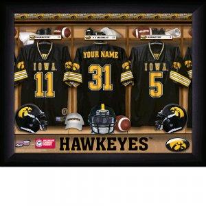 Iowa Hawkeyes Custom Jersey Print With Your Name