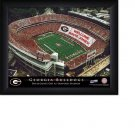 University of Georgia Bulldogs Stadium Print With Your Name