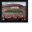 Ohio State Buckeyes Stadium Print With Your Name