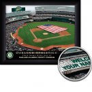 Oakland Athletics Stadium Print With Your Name