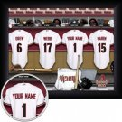 Arizona Diamondbacks Framed Custom Jersey Print With Your Name