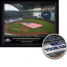 Milwaukee Brewers Stadium Print With Your Name
