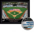Los Angeles Dodgers Stadium Print With Your Name