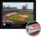 Philadelphia Phillies Stadium Print With Your Name