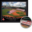 Boston Red Sox Stadium Print With Your Name