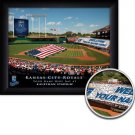 Kansas City Royals Stadium Print With Your Name