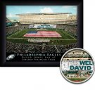 Philadelphia Eagles Stadium Print With Your Name