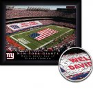 New York Giants Stadium Print With Your Name