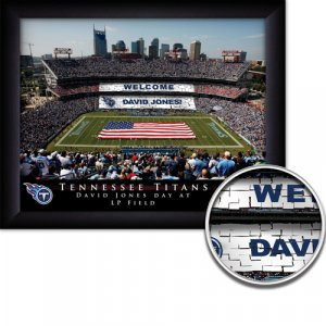 Tennessee Titans Stadium Print With Your Name