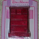 Dollhouse Furniture Vertical Clothes Dresser NIP