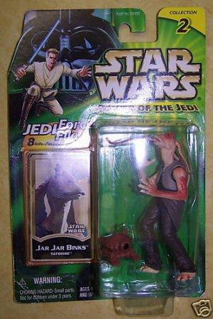 Star Wars Power of the Jedi Jar Jar Binks - NEW