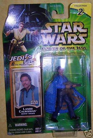 Star Wars Power of the Jedi Lando Calrissian - NEW