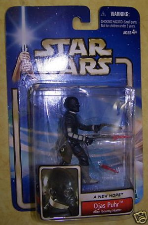 Star Wars A New Hope Djas Puhr NEW