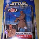 Star Wars Attack of the Clones Mace Windu - NEW