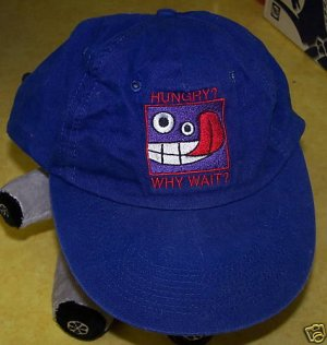Snickers Candy Bar Baseball Cap Hat