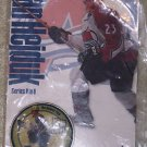 Milan Hejduk Colorado Avalanche Pepsi Center Pin - NEW