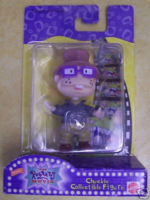 The Rugrats Movie Chuckie Collectible Figure - NIP