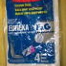 Set of 4 Rubbermaid Vacuum Bags for Eureka F & G - NIP