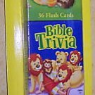 Pack of 3 Bible Card Games For Kids - NIP