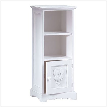 DISTRS WHI CD HOLDER/CABINET