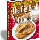 The Big Book Of Cookies over 200 cookie recipes